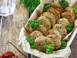 Pinto Bean & Coconut Patties