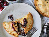 Savory Cherry Hand Pies with Chicken