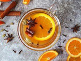 Spiced Citrus Mulled Juice