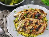 White Wine & Red Wine Spiced Chicken