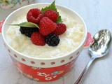Mom's Rice Pudding Recipe