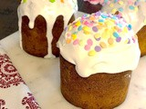 Mom's Russian Kulich – Easter Bread