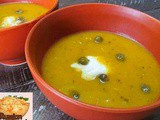 Easy Recipe for Creamy Pumpkin Soup with Sauerkraut