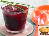 Homemade Beet Kvass Recipe without Whey by the Traditional Recipe