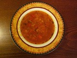 A Rich Tomato-y Vegetable Soup