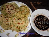Chinese Scallions Pancakes – International Food Challenge (ifc) # 1