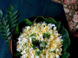 Kosambari recipe, moong dal salad