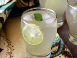 Shikanji, Indian Lemonade – Summer Drinks