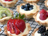 5 Different Ways to Make Mini-Tarts for Your Next Celebration