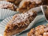 Chewy Coconut-Pecan Bars | My Slick and Shiny Secret Weapon