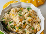 Easy Cheesy Rice Pilaf