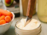 Homemade Mayonnaise That Stays Fresh for a Month