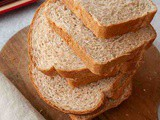 Honey Whole Wheat Bread | a Bread Machine Recipe