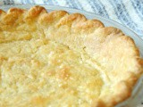 How To Make a Flaky Pie Crust with Greek Yogurt