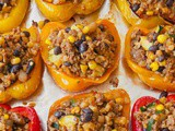 How to Make Southwestern Stuffed Peppers Without Rice