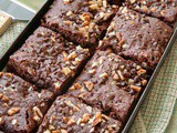 Kids Love These Microwave Brownies with Cocoa Powder
