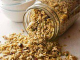 Olive Oil Granola: The Ultimate Yogurt Topper