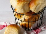 Sweet Hawaiian-Style Rolls (Mixed in a Bread Machine)
