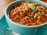 Texas Black-Eyed Pea Soup-a New Year's Tradition