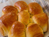 The Softest Bread Machine Dinner Roll Recipe