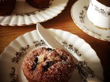 Nigel Slater's Blackberry Friands