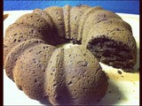 Bundt Kick: Chocolate Pumpkin Bundt Cake