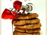Gluten Free and Eggless Neiman Marcus Cookies - copy cat