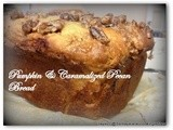 Roasted Pumpkin & Caramelized Pecan Bread