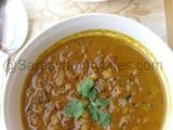 Alsande/ Melgor / Blackeye Beans Curry