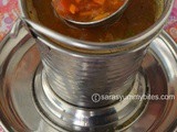 Carrot Rasam / How to make Carrot Rasam
