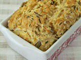 Potato Lemon Loaf with Rosemary