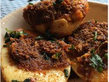 Chettinad egg roast