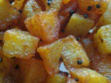 Simple and delicious potato fry