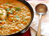 Indian Lentil Vegetable Stew