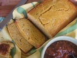 Almond, Lemon and Thyme Bread with Fig and Lemon Jam