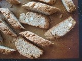 Coconut Macadamia Biscotti and a Product Giveaway