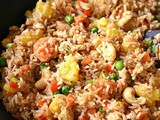 Make this best Thai pineapple fried rice