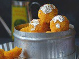 Motichoor Ladoo(No Fail - Festive Indian Sweet- better than storebought)