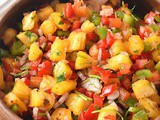 Pineapple Jalapeno Salsa (With Video)