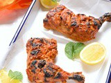 Tandoori Chicken,Oven Grilled