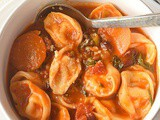 The Best Minestrone Soup With Tortellini {Of All Time}
