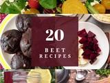 20 Beet Recipes You Simply Can't Beat