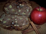 Apple-pecan spice bread