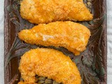 Cheese Doodle chicken tenders