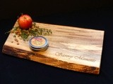 OSOhome personalized wood cutting board review {and special offer!}
