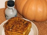 Pumpin pie French toast