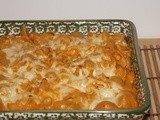 Smoky pumpkin macaroni and cheese