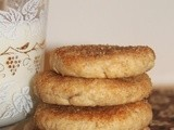 Soft-baked snickerdoodles (and a Ceylon cinnamon giveaway!)