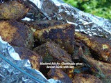 Easy chettinadu fish fry -Mackerel (South Indian)