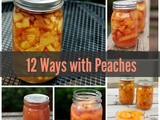 12 Ways with Peaches